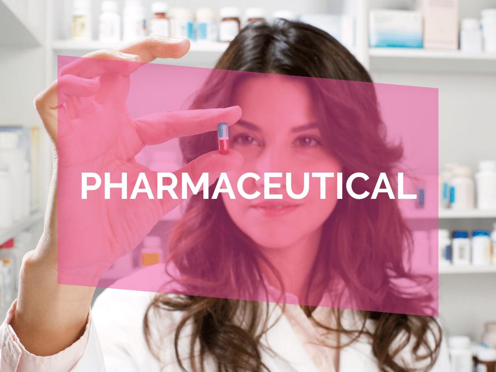 pharmaceutical pr
